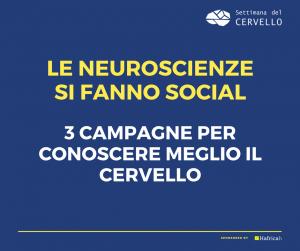 campagne divulgative cervello